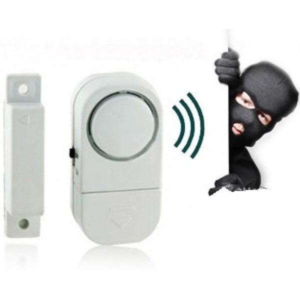 Безжична аларма за врата или прозорец