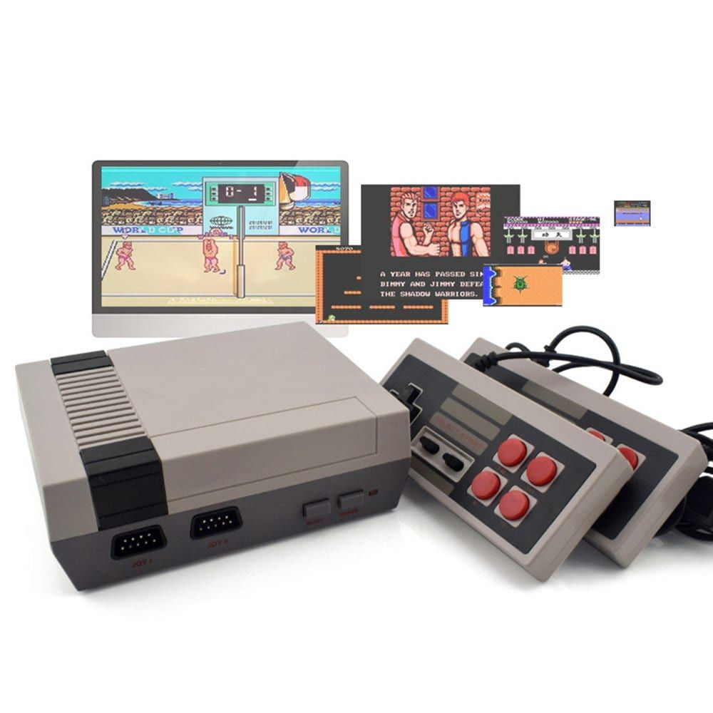 Ретро ТВ игра с 620 вградени игри