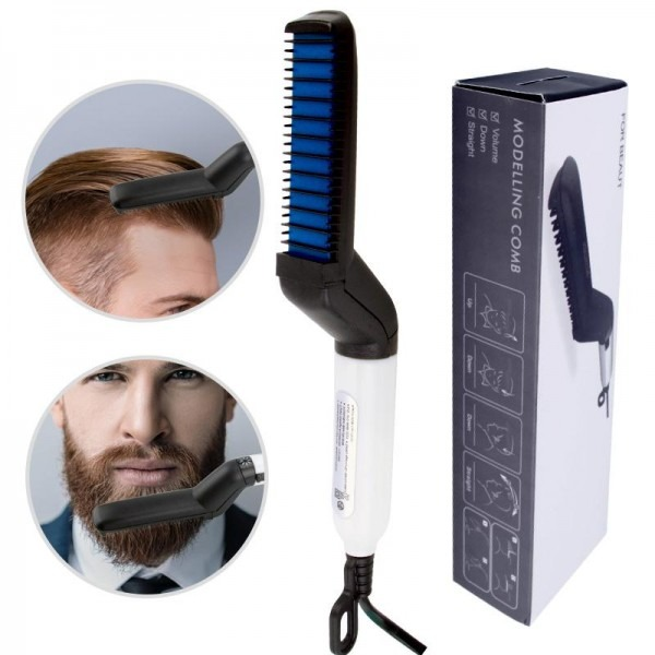 Електрически гребен за оформяне на брада