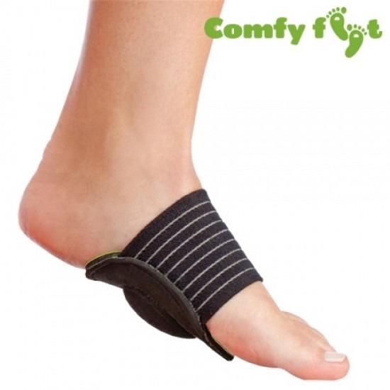 Ортопедични подложки за ходила със стягаща лента